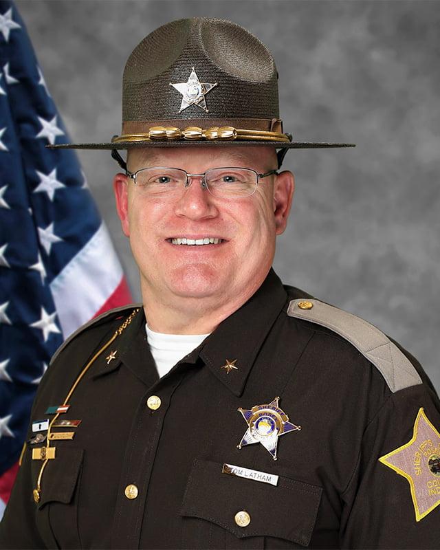 Sheriff Tom Latham